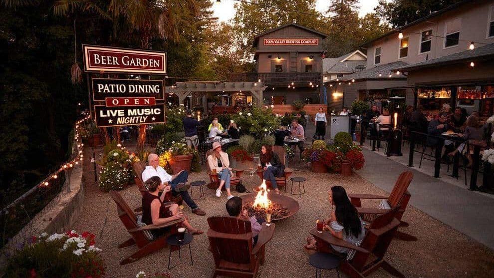 Calistoga Inn, Restaurant and Brewery