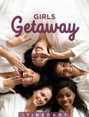 Girls Getaway Poster