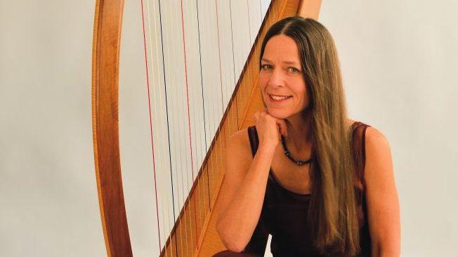 Diana Stork, Harpist