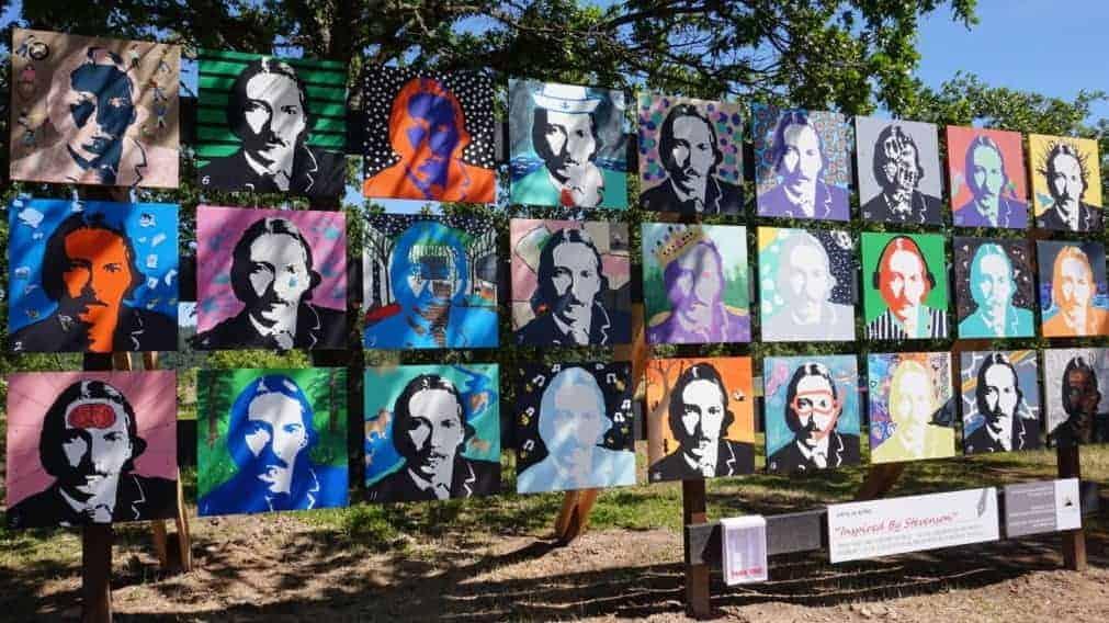 Robert Louis Stevenson Museum