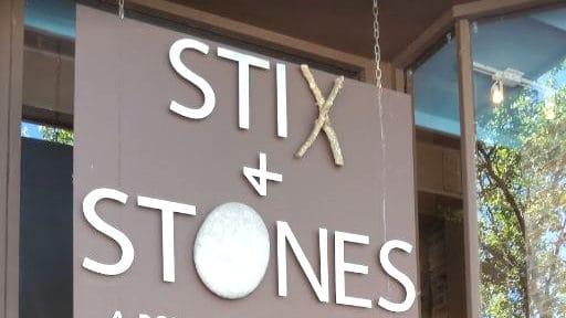 Stix & Stones Gallery