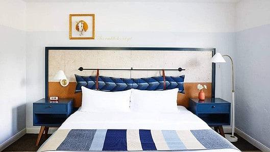 Room at Calistoga Motor Lodge