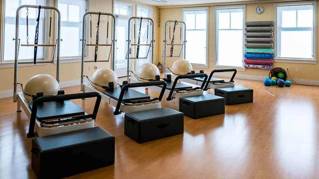 Calistoga Pilates