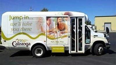 The Calistoga Shuttle